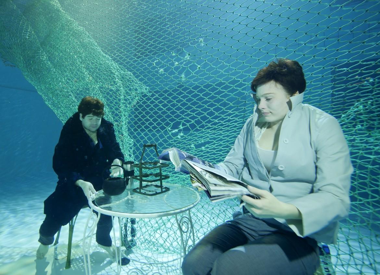 fridykning fiskenet filmoptagelse Hotel Marienlyst Teit Jensen Anna-Marie Christiansen Livet & døden – og det der er værre